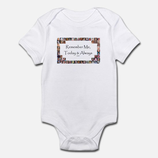 Remember Me Infant Bodysuit