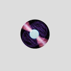 Pulsar - Mini Button
