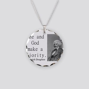 One And God Necklace