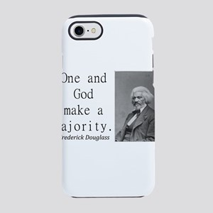 One And God iPhone 7 Tough Case