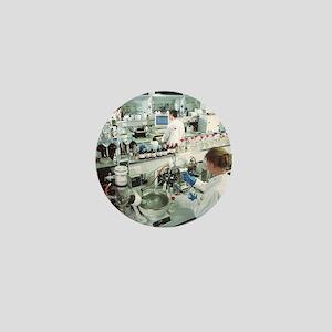 Chemistry laboratory - Mini Button
