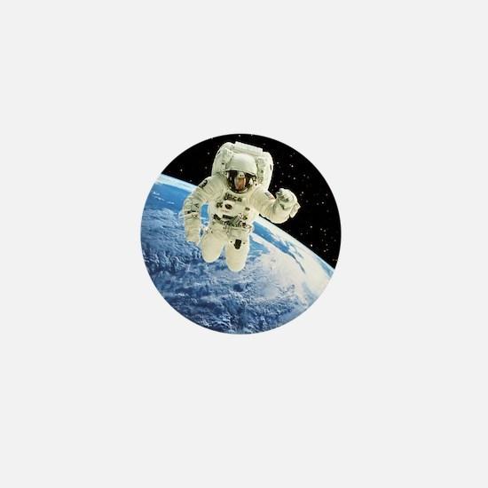 Earth - Mini Button