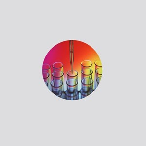 Laboratory glassware - Mini Button