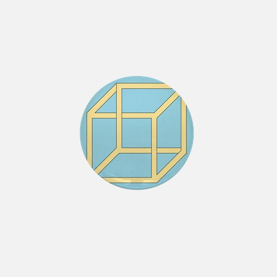 Freemish crate - Mini Button