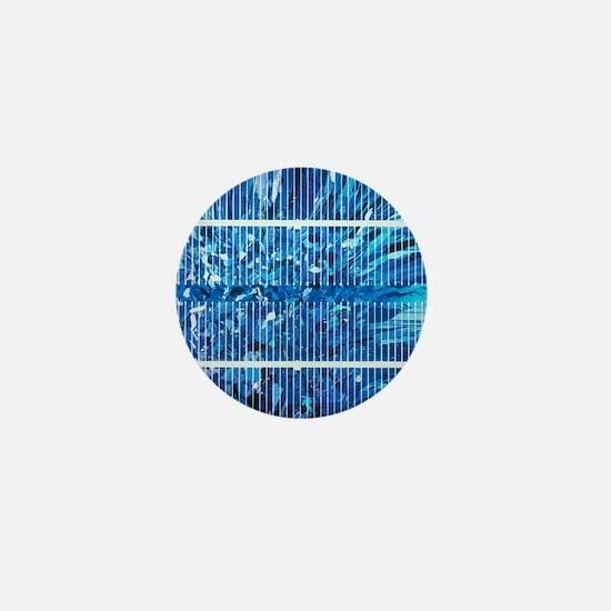 Solar cell - Mini Button