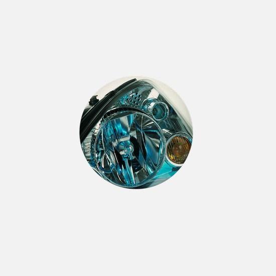 Headlamp assembly - Mini Button