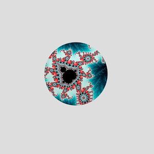 Mandelbrot fractal - Mini Button
