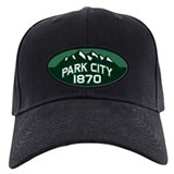 Park city Baseball Cap with Patch