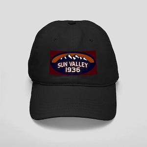 Sun Valley Vibrant Black Cap
