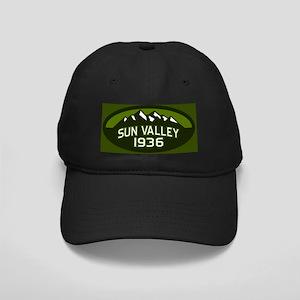 Sun Valley Olive Black Cap
