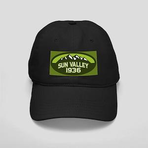 Sun Valley Green Black Cap