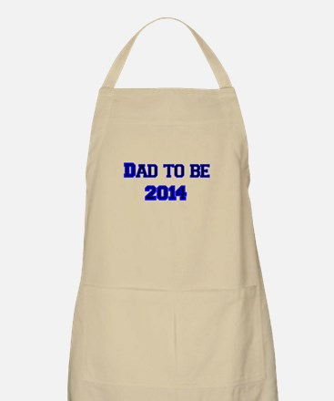 Dad to Be in 2014 Apron