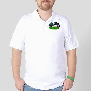 kirkwood oval Golf Shirt