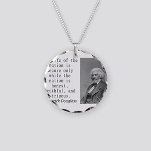 The Life Of The Nation Necklace