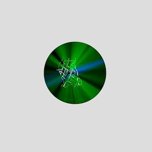 Green fluorescent protein - Mini Button (10 pk)
