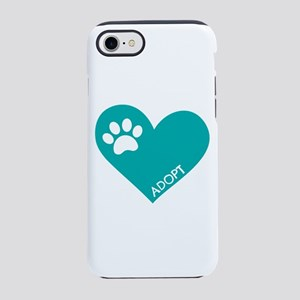 Animal Rescue iPhone 7 Tough Case