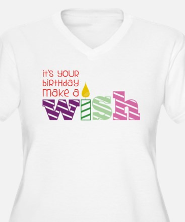 It's Your Birthday! Plus Size T-Shirt