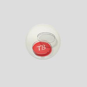 etri dish - Mini Button (10 pk)