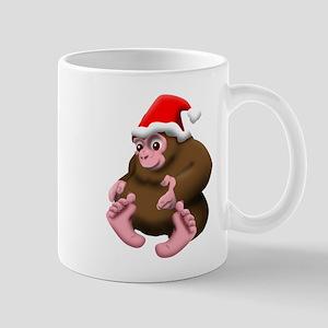 SANTA SQUATCH Mug