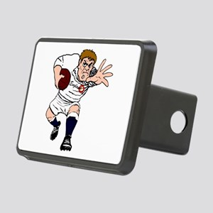 English Rugby Forward Rectangular Hitch Cover