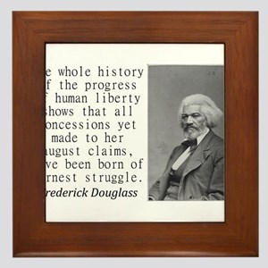 The Whole History Of The Progress Framed Tile