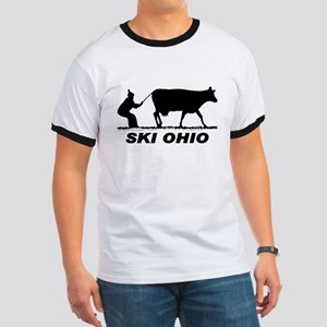 The Ski Ohio Shop Ringer T