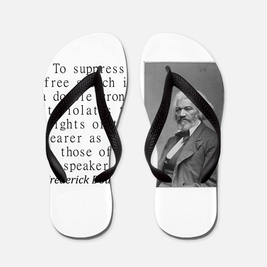 To Suppress Free Speech Flip Flops