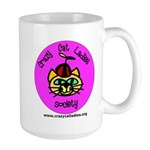 Large Mug - Silly CCLS Logo
