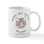 Regular Mug - Sporty CCLS Logo