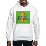Hooded Sweatshirt - Wallaby CCLS Logo