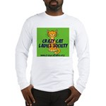 Long-sleeved T-Shirt - Wallaby CCLS Logo