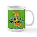 Regular Mug - Wallaby CCLS Logo