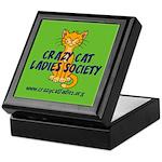 Keepsake Box - Wallaby CCLS Logo