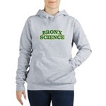 Women's Gray Hooded Sweatshirt
