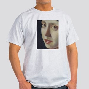 Girl with the pearl earring Light T-Shirt