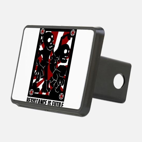 Zombie Horde - Resistance is Futile Hitch Cover