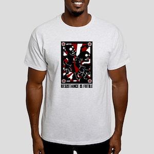 Zombie Horde - Resistance is Futile T-Shirt