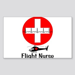 Flight Nurse 2013 Sticker