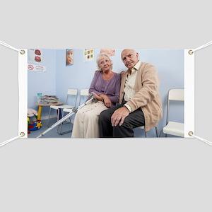 Elderly patients - Banner
