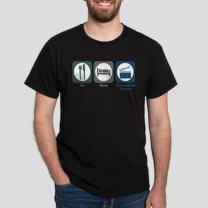 Eat Sleep First Assistant Camera T-Shirt