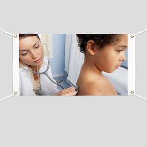 Paediatric examination - Banner