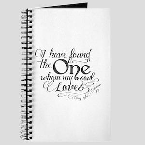 Song of Solomon Journal