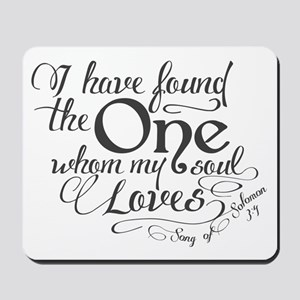 Song of Solomon Mousepad