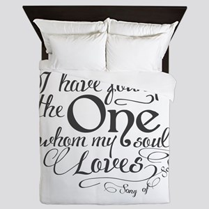 Song of Solomon Queen Duvet