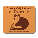Mousepad - Whimsical CCLS Logo