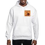 Hooded Sweatshirt - Whimsical CCLS Logo
