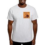 Grey T-Shirt - Whimsical CCLS Logo