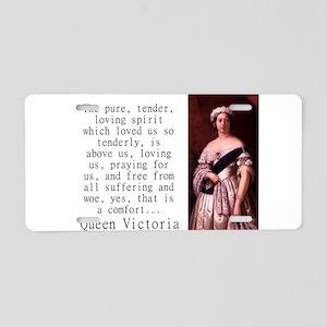 The Pure Tender Loving Spirit - Queen Victoria Alu