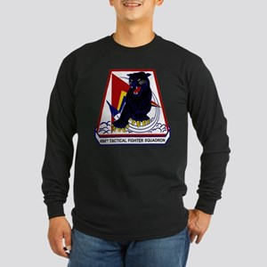 494th TFS Long Sleeve Dark T-Shirt