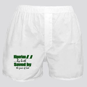 Nigerian by birth Boxer Shorts